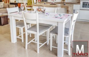 Миела - Маси и столове от