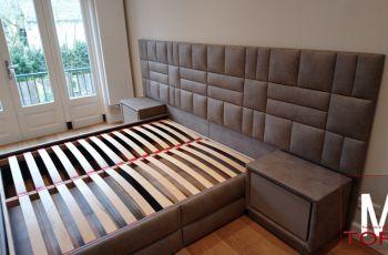 Тапицирано легло